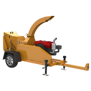 S6130 Trailer Wood Chipper