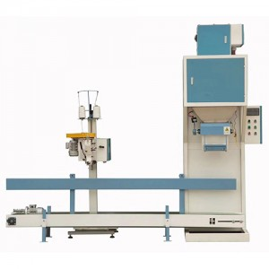 China Manufacturer for Biomass Pellet Cooler - DCS-Z-S-50 Packing Machine – Shindery