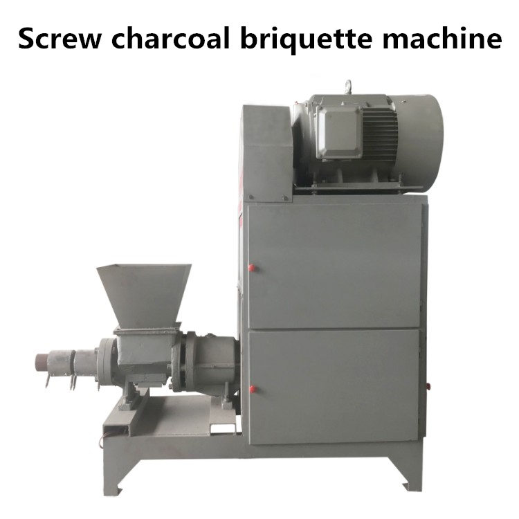 Reasonable price for Pellet Packaging Machine - Screw Type Biomass Charcoal Briquette Machine – Shindery