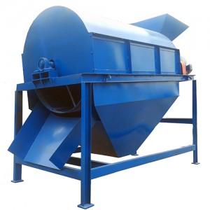 Factory made hot-sale Branch Shredder Machine - Rotary Screener – Shindery
