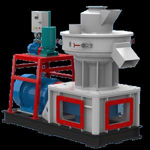 LGX450 Biomass Pellet Machine