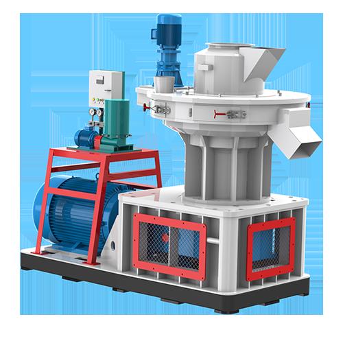 Factory source Industrial Wood Pellet Mill - LGX560 Biomass Pellet Machine – Shindery