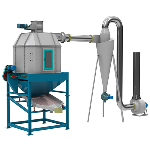 Factory For Crusher Hammer Mill - Counter Flow Cooler – Shindery