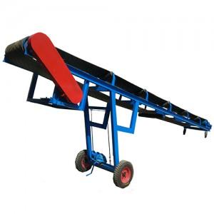 Reliable Supplier Sawdust Making Machine - Belt Conveyor – Shindery
