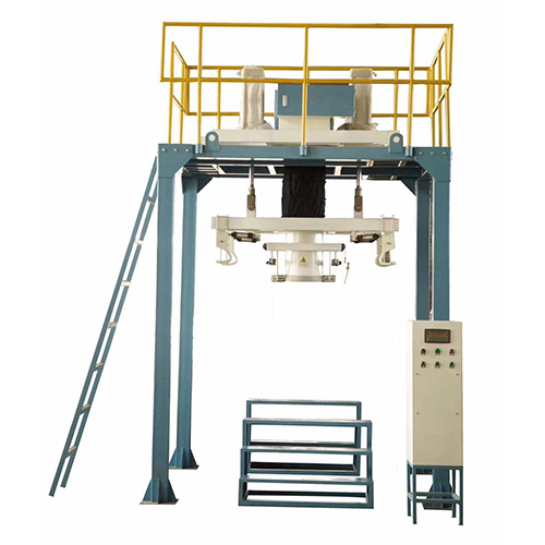 Free sample for Trailer Wood Chipper - DCS-1000 Ton Bag Packing Machine – Shindery