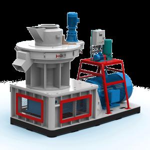 LGX600 Biomass Pellet Machine