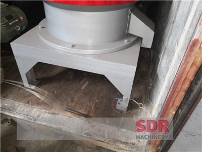 machine for making agarbatti material