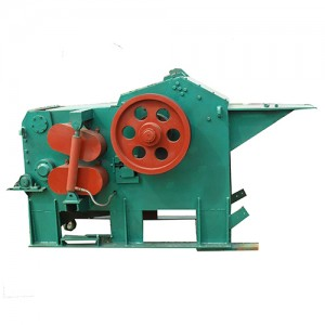 Best Price for Wood Pellet Extruder Machine - Drum Wood Chipper – Shindery