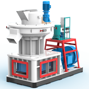LGX560 Biomass Pellet Machine