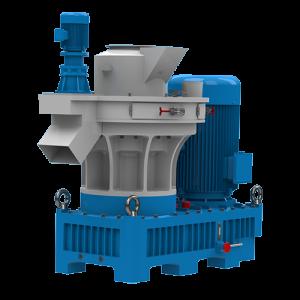 LGX600A Biomass Pellet Machine