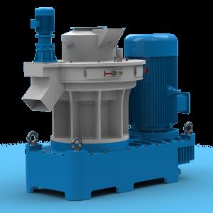 LGX650A Biomass Pellet Machine