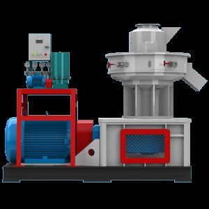 OEM/ODM Factory Wood Pellet Making Machine - LGX450 Biomass Pellet Machine – Shindery