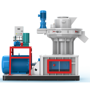 OEM China Counter Flow Cooler - LGX560 Biomass Pellet Machine – Shindery