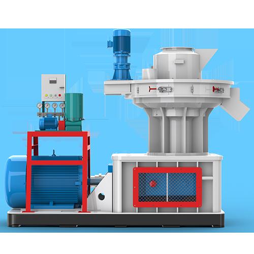 OEM/ODM Factory Pellet Mill Machine - LGX560 Biomass Pellet Machine – Shindery