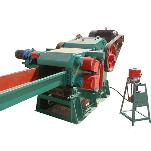 factory Outlets for Sawdust Pellet Machine - Drum Wood Chipper – Shindery