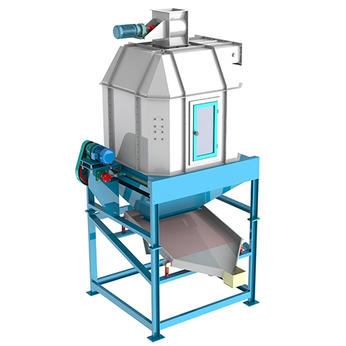 Professional China Wood Chip Drying Systems - Counter Flow Cooler – Shindery