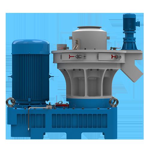 Factory wholesale Rotary Dryer Machine For Biomass - LGX600A Biomass Pellet Machine – Shindery