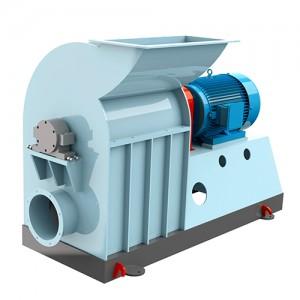 Factory wholesale Rotary Dryer Machine For Biomass - Hammer Crusher – Shindery