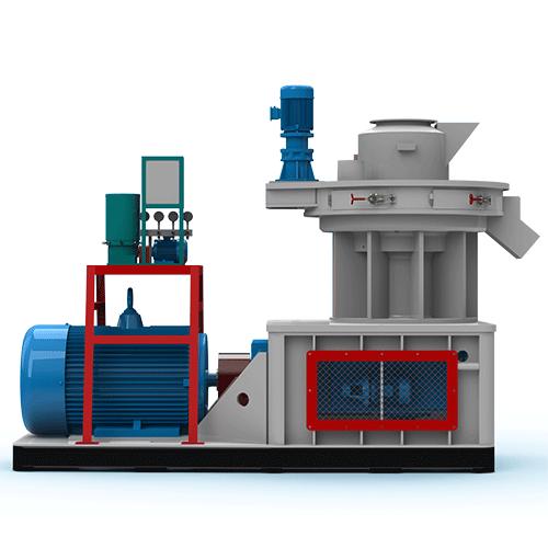 OEM/ODM China Wood Pellet Mill For Sale - LGX600 Biomass Pellet Machine – Shindery