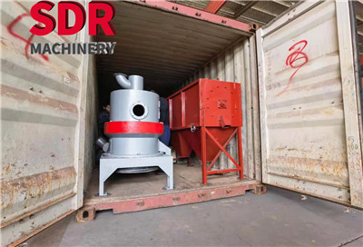 One Set Of Wood Powder Machine Delivered To Japan